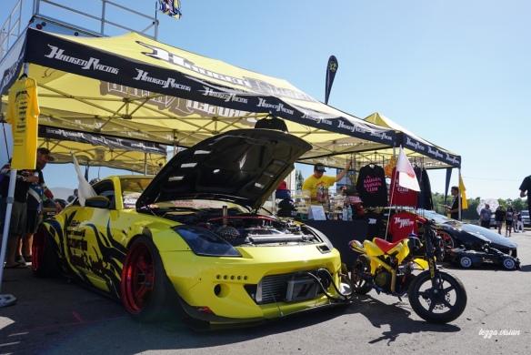 Formula Drift Orlando – Behind the Slides |